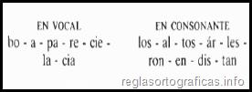 la sílaba2